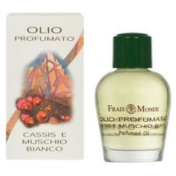 Frais Monde Cassis And White Musk olejek perfumowany 12 ml dla kobiet