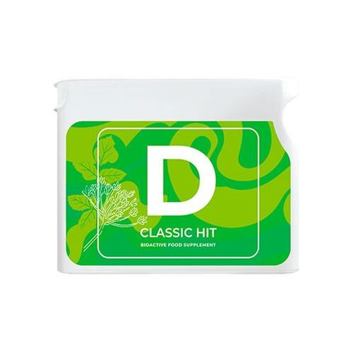 Witaminy i minerały, D | Detox (Vision) suplement diety (3 szt)
