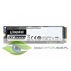 Kingston Dysk SKC2000 1 TB M.2 2280 NVMe 3200/2200 MB/s