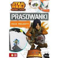 Książki dla dzieci, Prasowanki. Moje projekty. Star Wars Rebelianci. Disney - Wysyłka od 3,99 - porównuj ceny z wysyłką (opr. miękka)