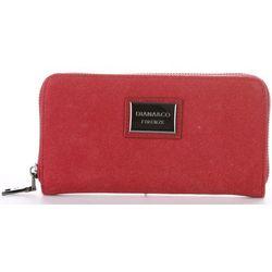 Damski Portfel Diana&Co Firenze Czerwony (kolory)