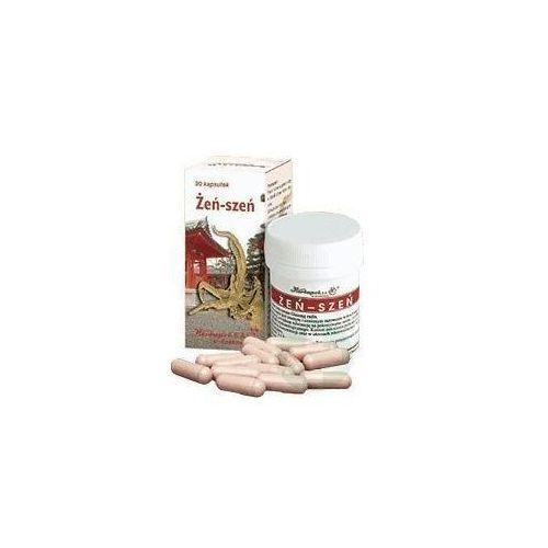 Leki na przeziębienie i grypę, żeń-szeń x 30 kaps