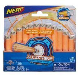 Nerf Nstrike Accustrike Strzałki 12 sztuk - Hasbro OD 24,99zł DARMOWA DOSTAWA KIOSK RUCHU
