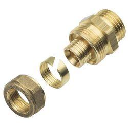 Złączka skręcana KAN-therm gwint zewnętrzny 1/2 x 18 x 2 mm