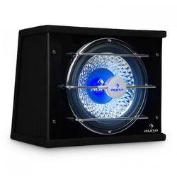 Auna subwoofer 30 cm (12) - moc 800 W – podświetlenie LED