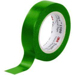Taśma izolacyjna 3M Temflex 1500 7000062281, (DxS) 10 m x 15 mm, 10 m, 1 Rolka(ek)