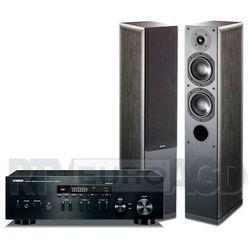 Yamaha MusicCast R-N402D (czarny), Indiana Line Nota 550 X (czarny dąb) Darmowy transport od 99 zł | Ponad 200 sklepów stacjonarnych | Okazje dnia!