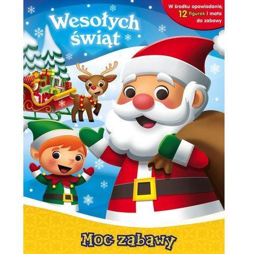 Książki dla dzieci, Moc zabawy Wesołych świąt - Praca zbiorowa (opr. twarda)