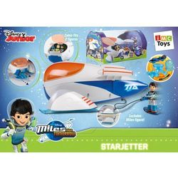 Starjetter Miles z Przyszłości - IMC Toys