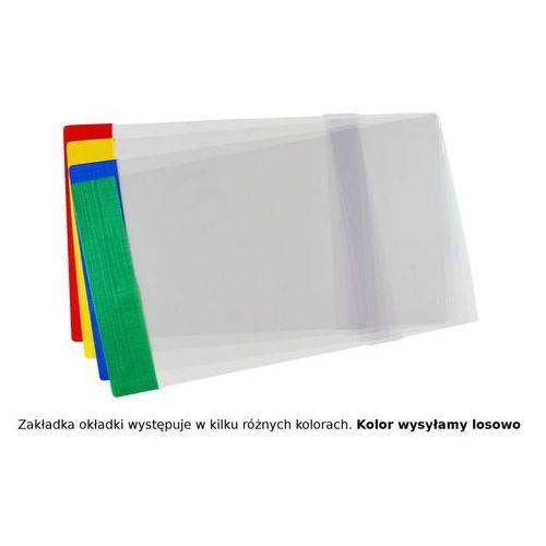 Pozostałe artykuły papiernicze, Okładka S3R reg 28,3cm x 40,8-44cm krystaliczna - S3R (28,7cm x regulowana szer.) \ z regulowaną szerokością \ 1szt