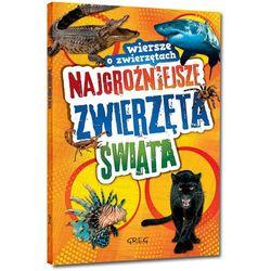 Najgroźniejsze zwierzęta świata Wiersze o zwierzętach - Wiesław Błach (opr. broszurowa)