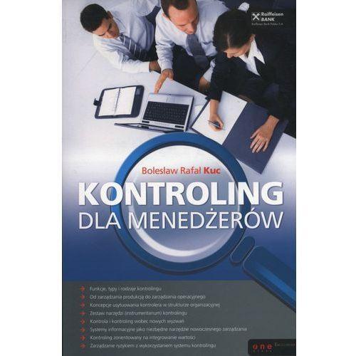 Biblioteka biznesu, Kontroling dla menedżerów (opr. miękka)