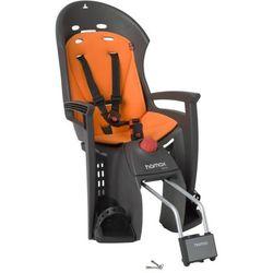 Hamax Siesta Fotelik dziecięcy szary/pomarańczowy Mocowania fotelików dziecięcych - BEZPŁATNY ODBIÓR: WROCŁAW!