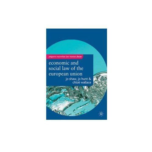 Biblioteka biznesu, Economic and Social Law of the European Union