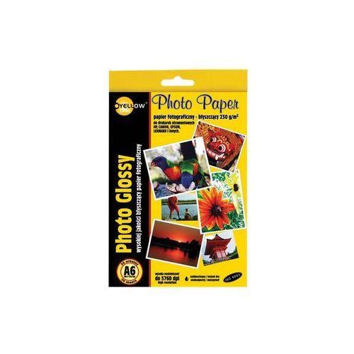 Papiery fotograficzne, Yellow One Papier fotograficzny A6 230G 20 arkuszy Darmowy odbiór w 21 miastach!