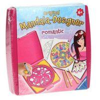 Kreatywne dla dzieci, Mini Mandala Designer Romantic - RAVENSBURGER