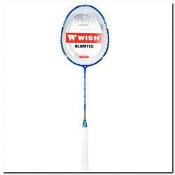 Rakieta do badmintona ABISAL Zestaw Wish 5566 Niebieski + DARMOWY TRANSPORT!
