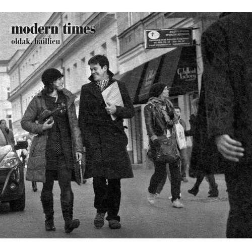 Pozostała muzyka rozrywkowa, MODERN TIMES - Maria OŁdak (Płyta CD)