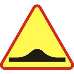 Znak ostrzegawczy A-11a próg zwalniający