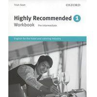 Hobby i poradniki, Highly Recommended 1 Workbook Pre-intermediate (opr. broszurowa)