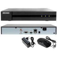 Rejestratory przemysłowe, Rejestrator cyfrowy sieciowy IP HWN-4116MH Hikvision Hiwatch