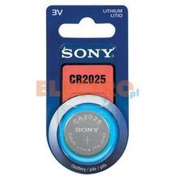 Bateria SONY CR2025 B1A - 1 szt. BLISTER
