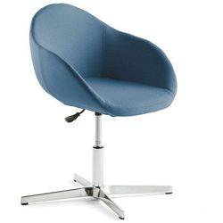 Fotel RELAX, zakurzony niebieski