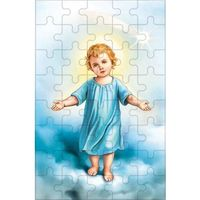 Muzyka religijna, Puzzle z dzieciątkiem Jezus