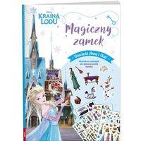 Książki dla dzieci, Kraina lodu. Magiczny zamek (opr. miękka)