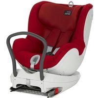 Pozostałe foteliki i akcesoria, BRITAX RÖMER Fotelik samochodowy Dualfix Flame Red - BEZPŁATNY ODBIÓR: WROCŁAW!