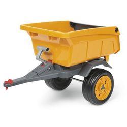 PEG PEREGO przyczepa do ciągnika dla dzieci Deere Construction - BEZPŁATNY ODBIÓR: WROCŁAW!