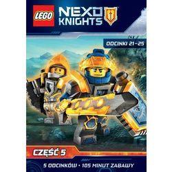 FILM LEGO® NEXO KNIGHTS CZĘŚĆ 5