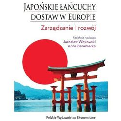 Japońskie łańcuchy dostaw w Europie (opr. miękka)