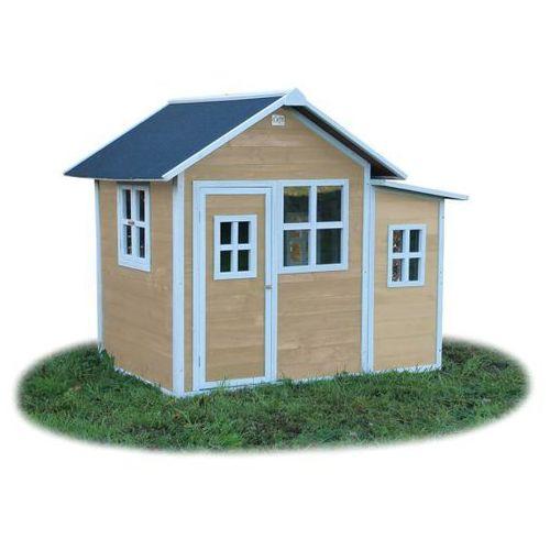 Domki i namioty dla dzieci, Domek cedrowy dla dzieci EXIT LOFT 150 /naturalny/