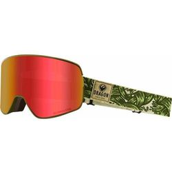 gogle snowboardowe DRAGON - Dr Nfx2 Two Plex Llredion+Llyellow (800)