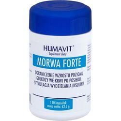 HUMAVIT Morwa Forte x 150 kapsułek