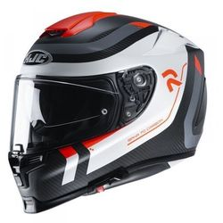 Hjc kask integralny r-pha-70 carbon reple bl/wh/re