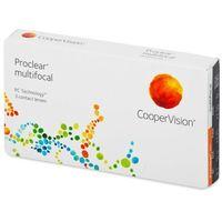 Soczewki kontaktowe, Proclear Multifocal 3 szt.