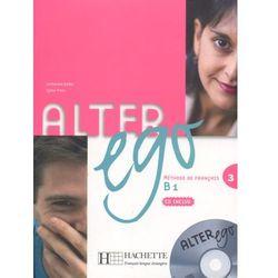 Alter Ego 3 podręcznik + CD HACHETTE (opr. broszurowa)