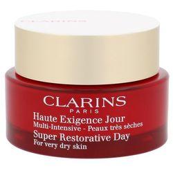 Clarins Super Restorative Day Cream 50ml W Krem do twarzy do skóry suchej