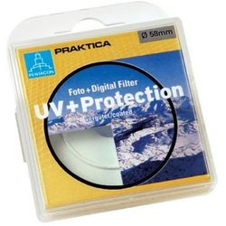 Filtr PRAKTICA UV (55mm)
