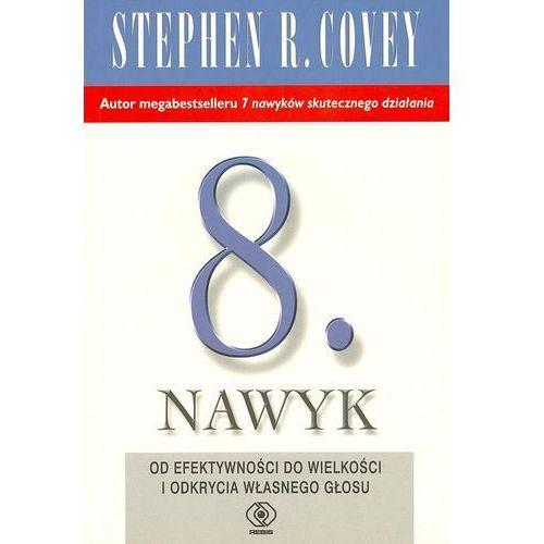 Biblioteka biznesu, Ósmy Nawyk (opr. broszurowa)
