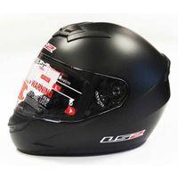 Kaski motocyklowe, Kask LS2 SINGLE MONO FF352 czarny-matt / Black matt NOWY MODEL 2!!!