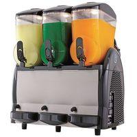 Pozostała gastronomia, Granitor | Urządzenie do napojów lodowych | 3 zbiorniki na 12 litrów | RESTO QUALITY S12-3