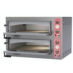 Piec do pizzy dwukomorowy ENTRY MAX 8 | 8 x śr. 34 cm | 11200W | 990x920x(H)680mm