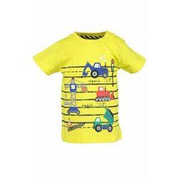 Koszulka chłopięca żółta 5I40BK Oferta ważna tylko do 2031-04-28