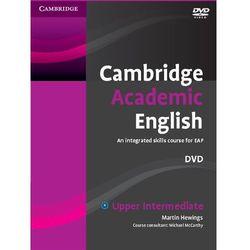 Cambridge Academic English B2 Upper Intermediate DVD (Płyta DVD)