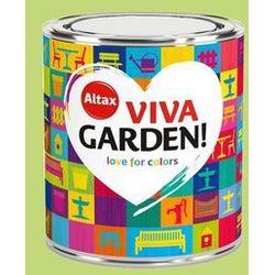 Emalia akrylowa Altax Viva Garden limonkowy ciemiernik 0,75 l