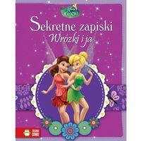 Książki dla dzieci, Sekretne zapiski (opr. twarda)