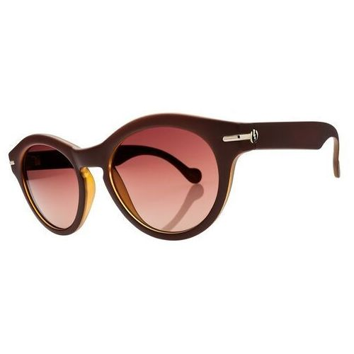 Electric Okulary przeciwsłoneczne - potion macchiato/brwn gradient + case (macchiato) rozmiar: os